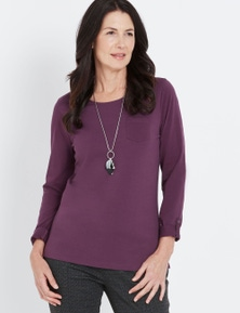 Millers Long Sleeve Layering Basic