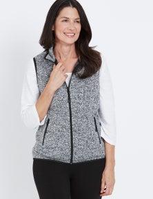 Millers Sleeveless Active Zip Vest