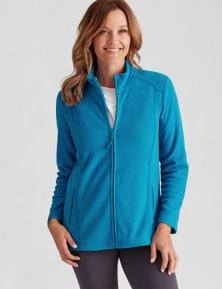Millers Long Sleeve Microfleece Jacket