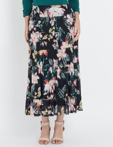 Millers Tiered Mesh Maxi