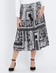 Millers Scarf Gypsy Midi Skirt