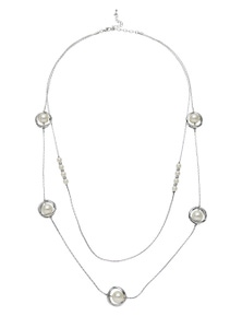 pearl party necklace