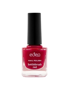 NAIL POLISH - BOTTLEBRUSH RED
