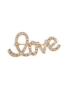 LOVE ME BROOCH