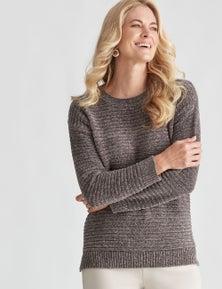 Noni B Chenille Knit Jumper