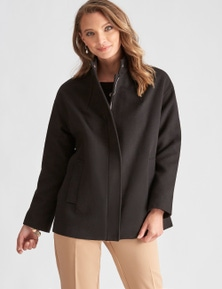 LIZ JORDAN MELTON COAT