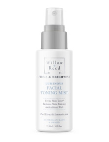 WILLOW + REED LUMINOUS FACIAL TONING MIST