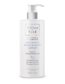 WILLOW + REED SKIN THERAPY HAND & BODY LO