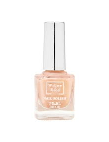 WILLOW + REED NAIL POLISH - PEARL BEIGE