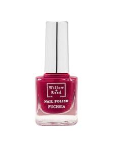 WILLOW + REED NAIL POLISH - FUCHSIA