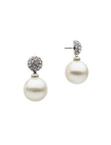 Liz Jordan Drop The Pearl Earring
