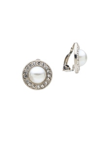 CABACHON CLIP EARRING