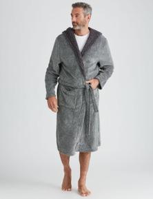 Rivers Hooded Grindle Robe