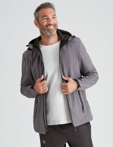 Riverstex Bonded Hooded Jacket