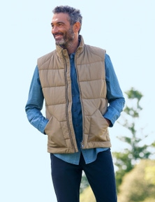 Rivers Patch Pocket Padded Vest