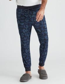 Rivers Jersey Printed Sleep Pant