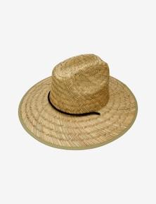Rivers Wide Backyard Straw Hat