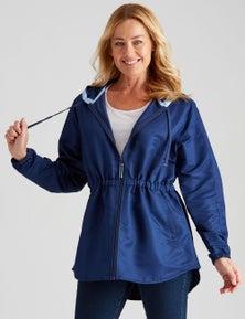 Rivers-Tex Hooded Rainbuster Anorak Jacket
