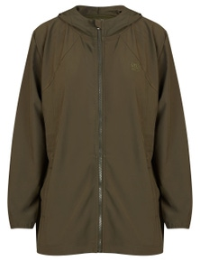 Rivers Hooded Anorak Soft Shell Jacket