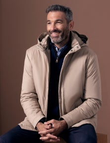 Rivers Hooded Padded Parka