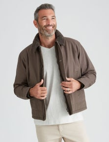 Rivers Canvas Sherpa Jacket