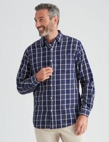 Rivers Long Sleeve Check Shirt