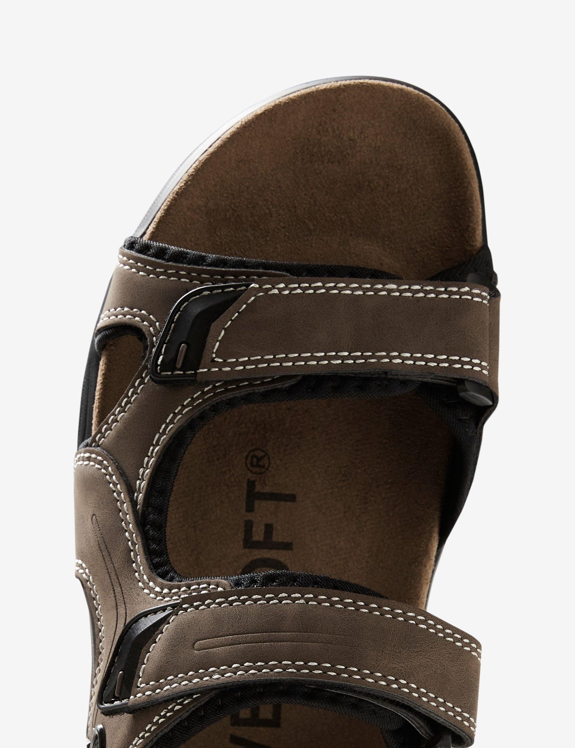 Rivers Corfu Heel Grip Rocker Wedge Sandal