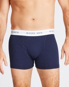 Rivers 5 Pack Mens Basic Boxers