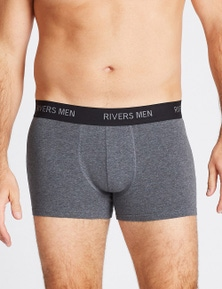 Rivers 5 Pack Mens Basic Boxers
