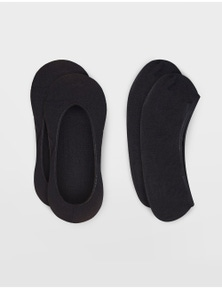 Rivers 2 Pack Nylon Sockettes