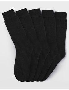 Rivers Women's 5 Pack Crew Socks