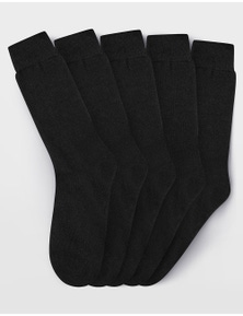 Rivers 5 Pack Crew Socks