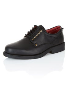 Rivers Leather Lace-Up Dress Shoe