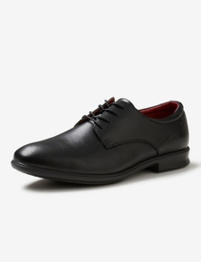 Rivers Wide Fit Memory Foam Lace-Up Dress Shoe