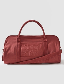 Rivers Heritage Embossed Logo Duffle Bag