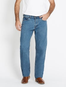 Rivers Heritage Relaxed Fit Core Jean