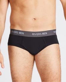 Rivers 5 Pack Men's Briefs