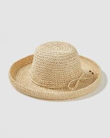 Rivers Paper Straw Sun Hat