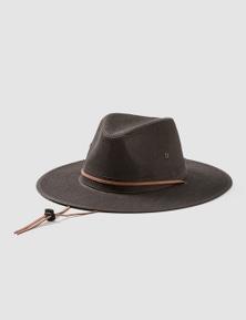 Rivers Oilskin Wide Brim Hat