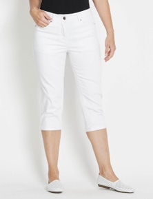 Rivers 5 Pocket Crop Jean