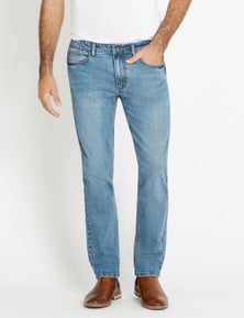Rivers Premium Slim Straight Stretch Jean