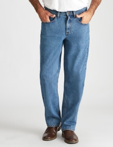 Rivers Heritage Relaxed Fit Jean
