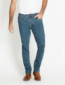 Rivers Heritage Slim Straight Jean