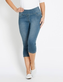 Rivers Comfort Crop Jean