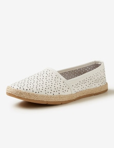 Rivers Leathersoft Espadrille