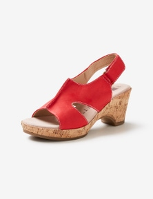 Riversoft Wedge Sandal