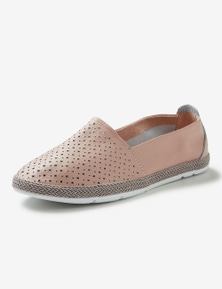 Rivers Leathersoft Espadrille Slip-On