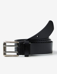 Rivers Top Grain Leather Perforated Belt