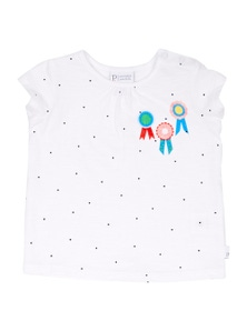 Pumpkin Patch Baby Girls Winner Mini Spot Tee
