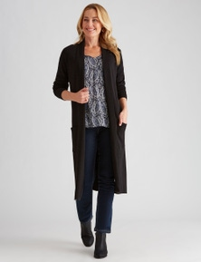 Rivers Longline Edge to Edge Cardigan